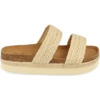 Zapatos Mujer Sandalias Ainy M180 Beige