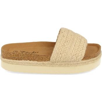 Zapatos Mujer Sandalias Ainy M181 Beige