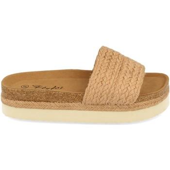 Zapatos Mujer Sandalias Ainy M181 Taupe