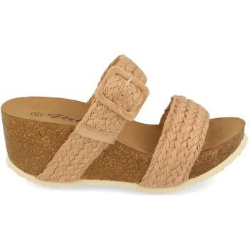 Zapatos Mujer Sandalias Ainy M183 Taupe