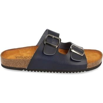 Zapatos Mujer Sandalias Clowse VR1-268 Azul