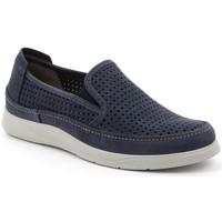 Zapatos Hombre Mocasín Grunland DSG-SC5196 BLU