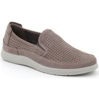 Zapatos Hombre Mocasín Grunland DSG-SC5196 GRIGIO