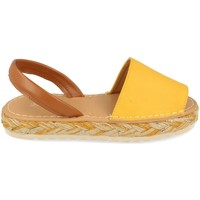 Zapatos Mujer Sandalias Milaya 3S11 Amarillo