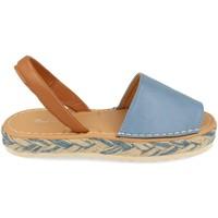 Zapatos Mujer Sandalias Milaya 3S11 Azul