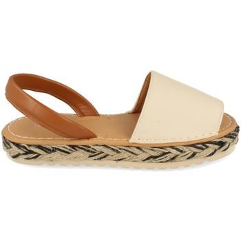 Zapatos Mujer Sandalias Milaya 3S11 Beige