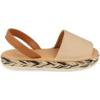 Zapatos Mujer Sandalias Milaya 3S11 Camel