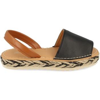 Zapatos Mujer Sandalias Milaya 3S11 Negro