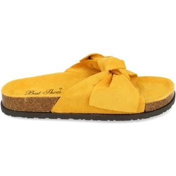 Zapatos Mujer Sandalias Milaya 3S12 Amarillo