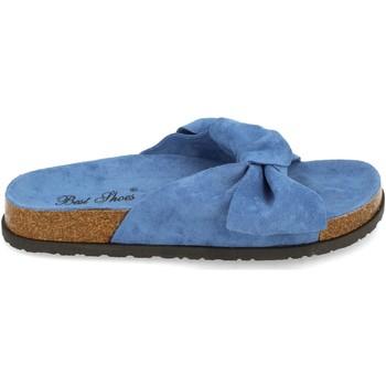 Zapatos Mujer Sandalias Milaya 3S12 Azul