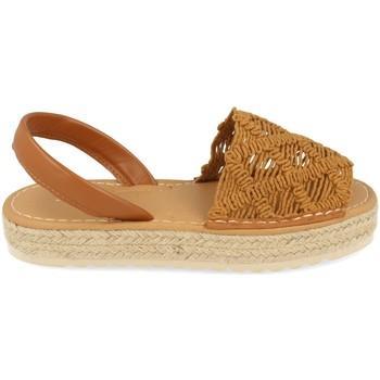 Zapatos Mujer Sandalias Milaya 3S16 Camel