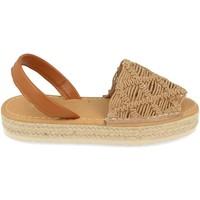 Zapatos Mujer Sandalias Milaya 3S16 Kaki