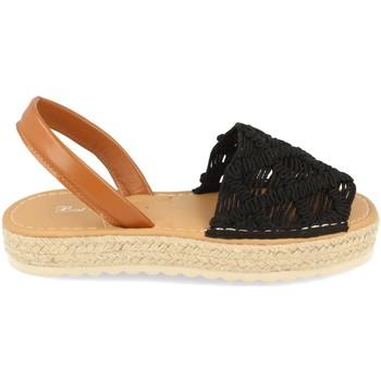 Zapatos Mujer Sandalias Milaya 3S16 Negro