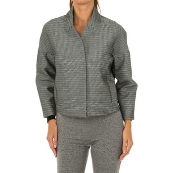 textil Mujer Chaquetas Armani jeans  Negro