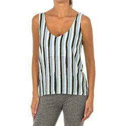 textil Mujer Tops / Blusas Armani jeans Blusa de tirantes Multicolor