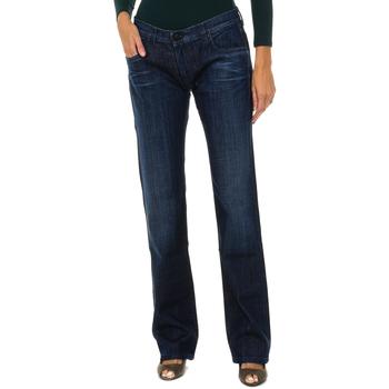 textil Mujer Vaqueros slim Armani jeans Pantalones largos Azul