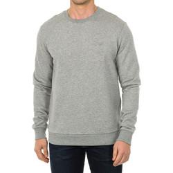 textil Hombre Sudaderas Armani jeans Sudadera hombre Gris