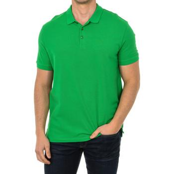 textil Hombre Polos manga corta Armani jeans Polo manga corta Verde