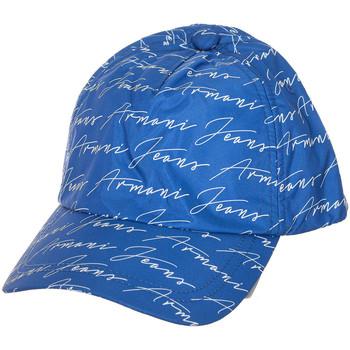 Accesorios textil Hombre Gorra Armani jeans Gorra Azul