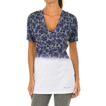 textil Mujer Camisetas manga corta Armani jeans Camiseta manga corta Multicolor