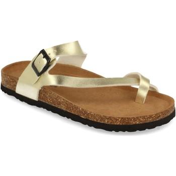 Zapatos Mujer Sandalias Silvian Heach M-15 Oro