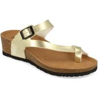 Zapatos Mujer Sandalias Silvian Heach M-28 Oro