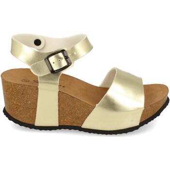 Zapatos Mujer Sandalias Festissimo M-77 Oro