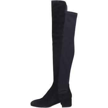 Zapatos Mujer Botas a la rodilla Elvio Zanon BJ808 Negro