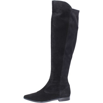 Zapatos Mujer Botas a la rodilla Carmens Padova BJ811 Negro