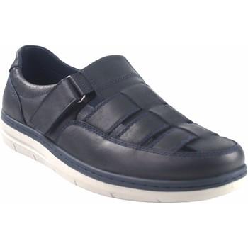 Zapatos Hombre Sandalias Vicmart Sandalia caballero  103 azul Azul