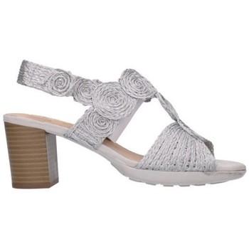 Zapatos Mujer Sandalias Balleri 2046-5 Mujer Plata Argenté