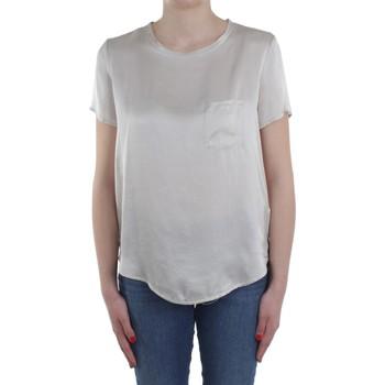 textil Mujer Tops / Blusas Manila Grace C335SU Beige