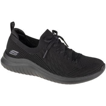 Zapatos Mujer Zapatillas bajas Skechers Ultra Flex 2.0 Flash Illusion Noir