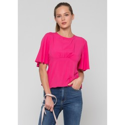 textil Mujer Tops / Blusas Kocca Blusa KALYANI Rosa