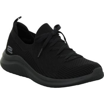 Zapatos Mujer Zapatillas bajas Skechers Ultra Flex 20 Negros