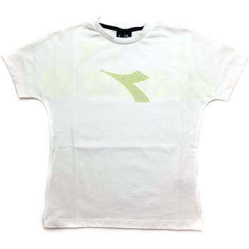 textil Niño Camisetas manga corta Diadora - T-shirt bianco 027313-002 BIANCO
