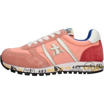 Zapatos Niña Zapatillas bajas Premiata - Sneaker rosa 12-38004 ROSA