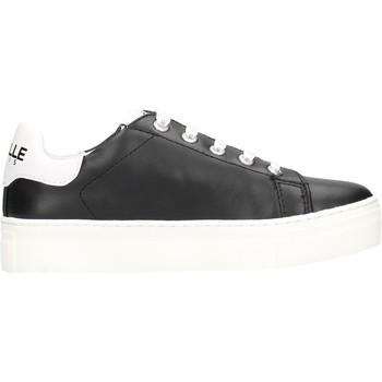 Zapatos Niño Zapatillas bajas GaËlle Paris - Sneaker nero G-601 NERO