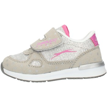 Zapatos Niña Zapatillas bajas Balducci BS2562 Gris