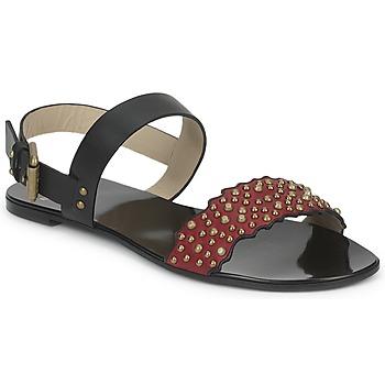Zapatos Mujer Sandalias Etro SANDALE 3743 Negro