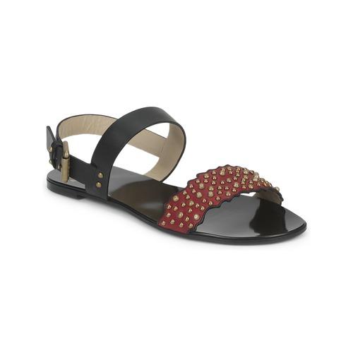 Casual salvaje Zapatos especiales Etro SANDALE 3743 Negro