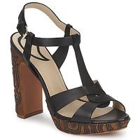 Zapatos Mujer Sandalias Etro NU-PIEDS 3763 Negro