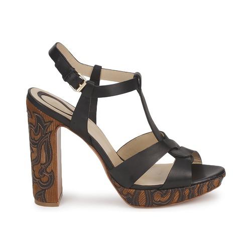 Zapatos promocionales Etro NU-PIEDS 3763 Negro  Venta de liquidación de temporada