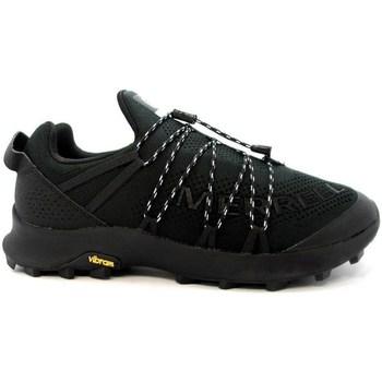 Zapatos Hombre Zapatillas bajas Merrell Long Sky Sewn Negros