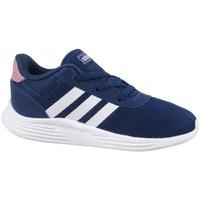 Zapatos Niños Derbie & Richelieu adidas Originals Lite Racer 20 Azul marino