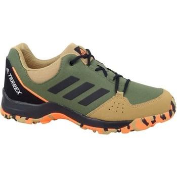Zapatos Niños Derbie & Richelieu adidas Originals Terrex Hyperhiker Verdes, Beige