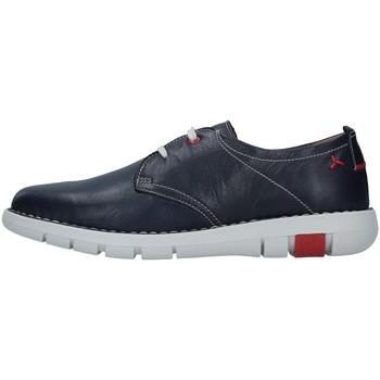 Zapatos Hombre Derbie Melluso U41000 AZUL