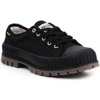 Zapatos Hombre Zapatillas bajas Palladium Manufacture Pallashock OG Negros