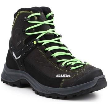 Zapatos Hombre Zapatillas altas Salewa MS Hike Trainer Mid Gtx Negros, Grises, Marrón