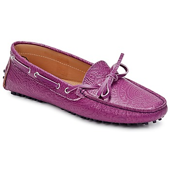 Zapatos Mujer Mocasín Etro MOCASSIN 3773 Violeta